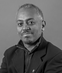 Photograph of Getachew Assefa