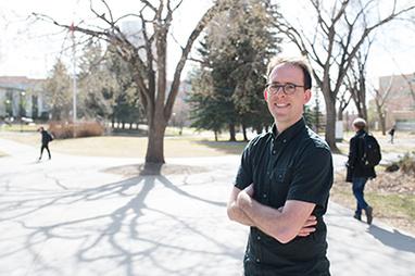 Paul Galpern, EVDS Assistant Professor